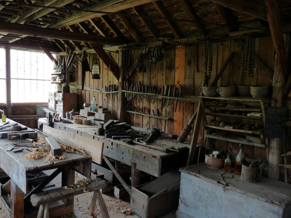 Bois Rustique workshop