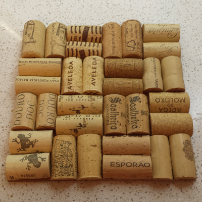 Cork Kitchen Mat Bois Rustique