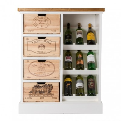 Wine Crate Wine Rack