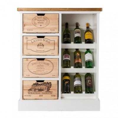 Wine Crate Wine Rack